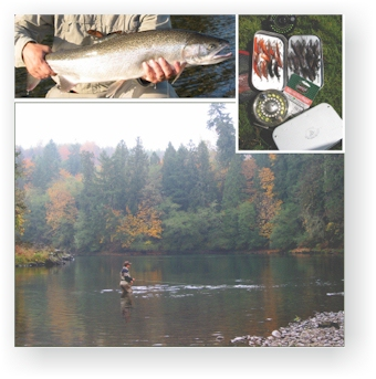 Fly fishing for Steelhead – A Look at the Variables