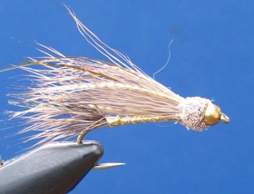 rolled muddler minnow
