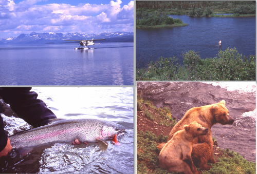 Fly Fishing Katmai National Park, Alaska